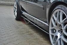 Jupes latérales Add-on diffuseurs Vauxhall/Opel Zafira B VXR (2005-2011)