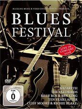 BLUES FESTIVAL - LIVE IN CONCERT 2006 - NAZARETH/THE YARDBIRDS/+  DVD NEU