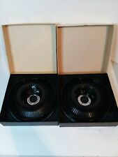 Lot of 2 Kodak Carousel Transvue 140 Slide Trays Vintage