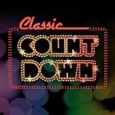 CLASSIC COUNTDOWN VARIOUS ARTISTS 4 CD NEW