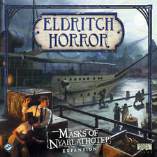 Eldritch Horror: Call of Cthulhu board game PRESALE Masks of Nyarlathotep Expans
