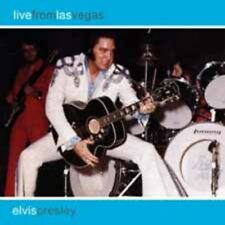 Elvis Live From Las Vegas Brand New CD Live 1975