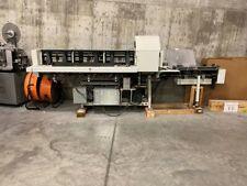 Bell & Howell Mastermailer 6 Station Inserter, Turnover, Conveyor