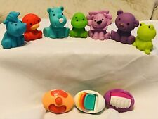 Mixed Lot Baby Toddler Toys Developmental/Bath Infantino