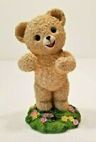 """Vintage Lever Bros """"Snuggle"""" Bear 1998 Hamilton Collection Marked & Numbered"""
