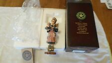 """Folkstone Collection """"Ms.Fries.The Gaurdian Angel Of Waitresses """" 1E3565 Nib"""