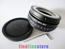 Tilt M42 Lens to Sony E adapter NEX 3 NEX 5 NEX 6 NEX 7 VG10 + FREE TRACKING NO.