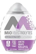 12 (PLUS 1 FREE) Bottles Of  MiO ARTIC GRAPE WATER FLAVOR ENHANCER