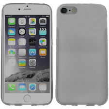 Clear TPU Candy Skin Cover Carrying Case For APPLE iPhone 7 8 Plus + (5.5 inch)