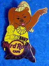 TOKYO JAPANESE ROCKER BEAR SERIES #7 MADONNA BUSTIER CORSET Hard Rock Cafe PIN
