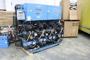 Tyler Refrigeration RACK P90L-40 4 COMPRESSORS EXCELLENT