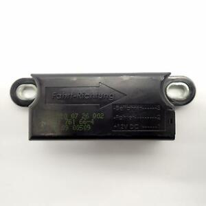 Mercedes CLS Crash Sensor A0038200726 350 Cdi W219  Ref.1075