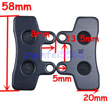 Universal Disc Brake Pad For Honda Motorcycle Dirt Pit Bike SSR Apollo 50-125CC