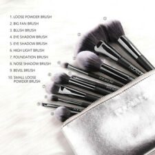 FOCALLURE 10 Makeup Brushes Set Eye Shadow Powder Brush Multi-Function Beauty