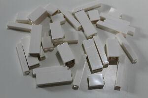 LEGO 30 Paneele Säule Wand Stütze 2453 2454 30145 1x2x2 weiß white #1826