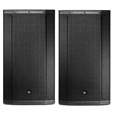 "JBL SRX835 15"" Three-Way Bass Reflex Passive Speakers PAIR"