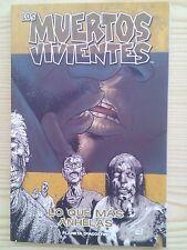 Comic The Walking Dead - Los Muertos Vivientes - Numero 4 - Lo Que Mas Anhelas