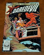 Daredevil #198 VF+ Potts Bullseye Dark Wind 2nd Yuriko Oyama (Lady Deathstrike)