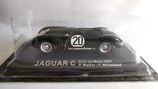 1/43 JAGUAR C TYPE #20 P. WALKER / P. WHITEHEAD WINNER 24H LE MANS 1951