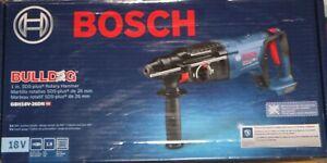 Brand New Bosch GBH18V-26DN 18V SDS-Plus Bulldog 1 in. Rotary Hammer (Tool Only)