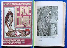 Libri ragazzi - Emilio Salgari - Le due tigri - ed. 1942