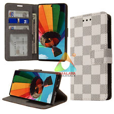 For Samsung Galaxy Note 10 10+ Credit Card Holder Cover Stand Wallet Case