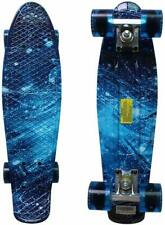 Rimable Complete 22 Inches Skateboard galaxy