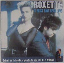 Roxette 45 tours Pretty Woman 1990