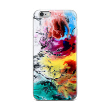 iPhone Case - colourful Lovely style . Very Good Present to your Friend