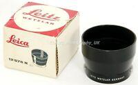 Leica IUFOO 12575 Lens Hood for 9-13.5cm / 90-135mm Elmar TELE-Elmar ELMARIT-M