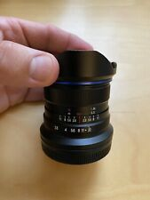 New ListingLaowa 9mm f/2.8 zero-d Lens for Canon Ef-M Mount New Open Box W/ 3 Filters