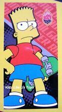 ~ Simpsons - VELOUR BATH / BEACH TOWEL Rail Grinder