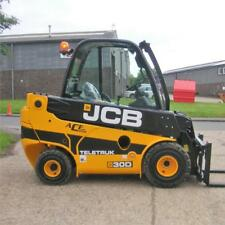 JCB TLT30D Teletruck Forklift 12m Free Finance 12m Free Servicing & 12m Warranty
