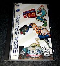 Earthworm Jim 2 (NTSC-U Sega Saturn)