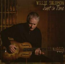 Salomon, Willie-just in time-CD NUOVO