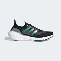 Adidas Homme Ultraboost 21 Énergie Course Chaussures Noires