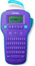 Dymo Colorpop Color Label Maker Handheld Purple