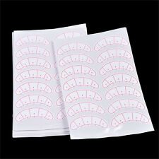 70 Pairs Make Up Under Eye Gel Eyelash Extensions Pads Stickers Patches Tool Y0