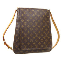 LOUIS VUITTON MUSETTE CROSS BODY SHOULDER BAG AS0041 PURSE MONOGRAM M51256 35568