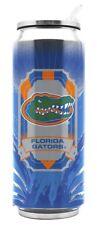 Florida Gators Thermo Can Cup Mug Tumbler 16.9oz Coffee Tea NEW