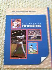 1986 Dodgers CommemorativeYearbook