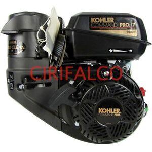 Motore Kohler CH270 Lombardini 7hp -5,2Kw Albero conico