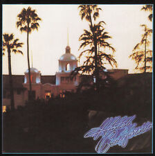 The Eagles - Hotel California Album Cover Art Print Poster 12 x 12