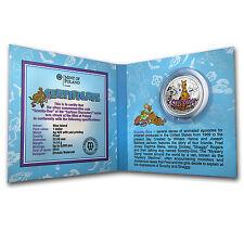 2013 Niue Proof Silver $1 Cartoon Characters Coin - Scooby-Doo - SKU #76728