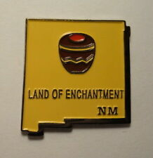 NEW MEXICO LAND OF ENCHANTMENT STATE Souvenir LAPEL PIN
