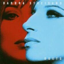 BARBRA STREISAND - DUETS NEW CD