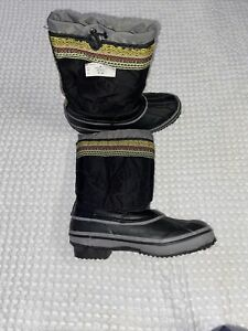 8 11 NWOT 10 The Sak Daley Black Boots Sz 7
