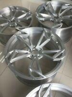 """Aston forged wheels 20"""" 21"""" 22"""" 5x114.3 5x120 5x130 Bmw Porsche Range Bentley"""