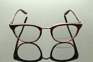 Authentic B. PERREIRA Glasses PAULINA 48 Women Matte Wailing Rose Gold MRSP 448$
