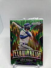 2020 Bryce Harper Prizm Baseball Illumination 2/5 Philadelphia Phillies